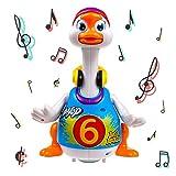 Think Gizmos Musikalisches Lernspielzeug für Junge Kinder (Hip Hop Gans)