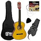 Mad About Klassische Spanische Gitarre für Kinder im Set, 3/4 Größe