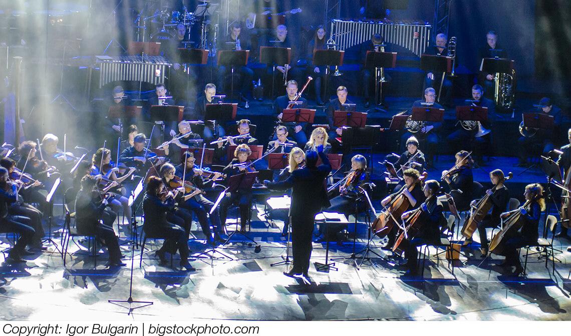 Opern und Klassik Festspiele & Open Airs